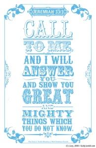 call God