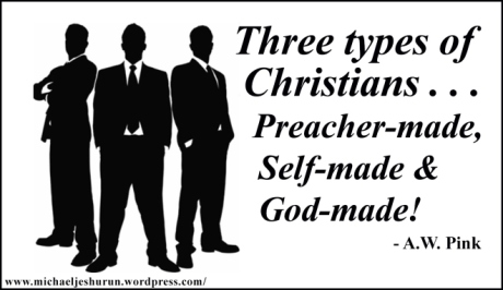 Types of Christians